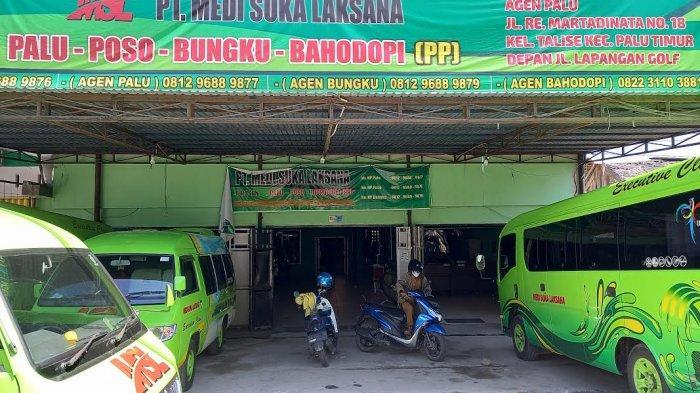 Pengusaha Jasa Transportasi di Palu Bingung Bayar THR Sopir