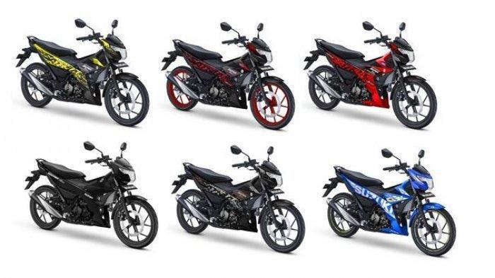 Daftar Harga Motor Suzuki Bekas, Oktober 2021: Nex Mulai Rp 6 Juta, Satria FU 150 2014 Rp 10,5 Juta