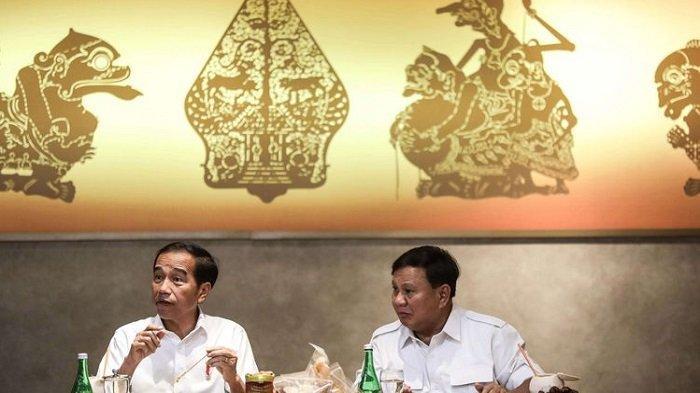 Jadi 'Saksi' Pertemuan Jokowi dan Prabowo, Inilah Makna di Balik Gambar Punakawan