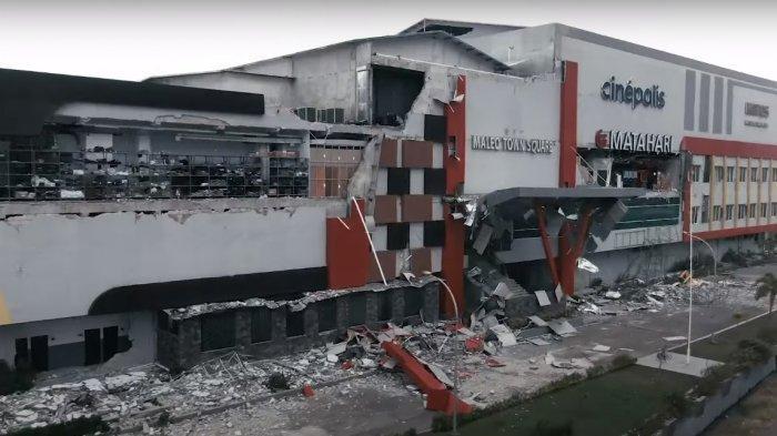 Dukung Operasi Penanganan Gempa, PMI Bangun Gudang Logistik Darurat di Mamuju dan Majene, Sulbar