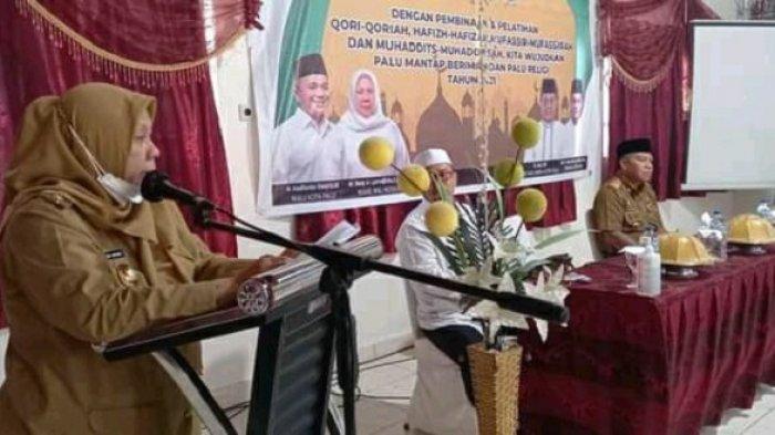 Pemkot Harap Qori dan Qoriah di Kota Palu Jadi Pribadi Muslim Harapan Bangsa