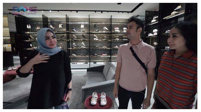 Mama Rita Belanjakan Mantunya di Gucci, Raffi Ahmad: Jangan Ngerjain Orang Tua Guys