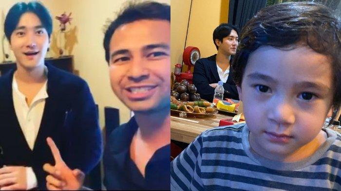 Berteman Dekat, Siwon Choi Akui Kediaman Raffi Jadi Tempat Favoritnya di Indonesia: I Love Andara