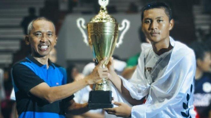 Kenalkan Ragil, Peraih Top Skor Turnamen Futsal MAN DUA Cup 2021