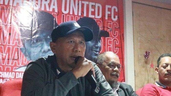 Liga 1 2019 Usai, Madura United Langsung Amankan Rahmad Darmawan di Kursi Pelatih