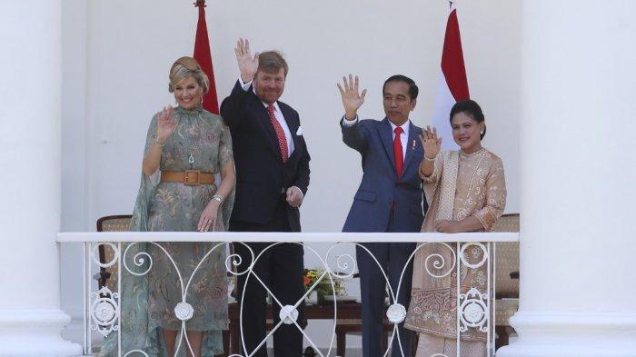 Hampir 73 Tahun Setelah Agresi Militer I, Akhirnya Raja Belanda Minta Maaf ke Indonesia