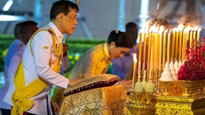 Raja Thailand Pulang Kampung Selama 24 Jam untuk Hadiri Pesta, Lalu Lanjutkan Isolasi Diri ke Jerman
