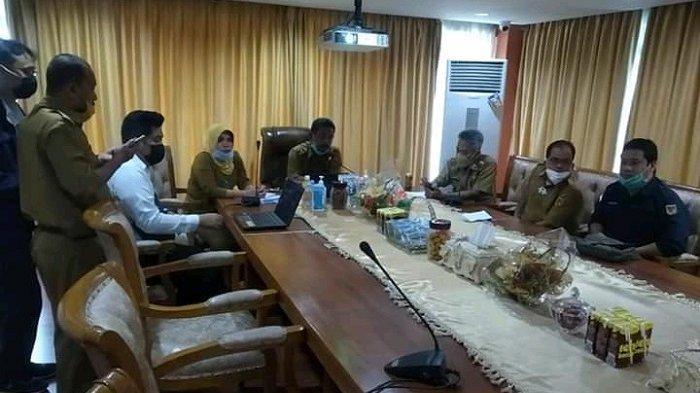Pelantikan Wali Kota dan Bupati di Sulteng Dilakukan Virtual, Begini Protokolnya