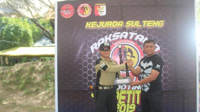 Kejuaraan Daerah Menembak Open Tournament Raksatama Cup I Resmi Ditutup