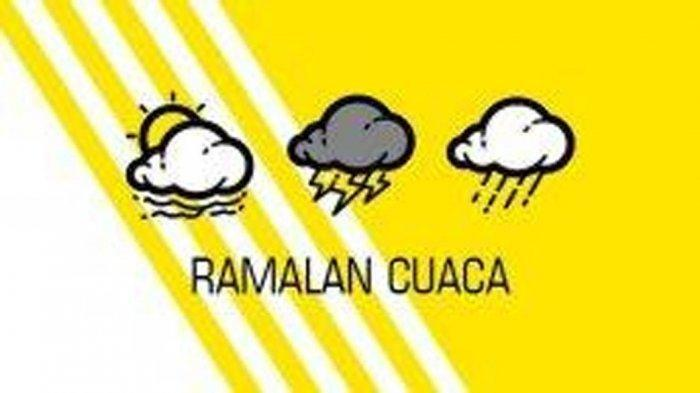 Prakiraan Cuaca Sulawesi Tengah dan Sulawesi Barat Jumat (1/3/2019), Palu Berpotensi Hujan Lokal