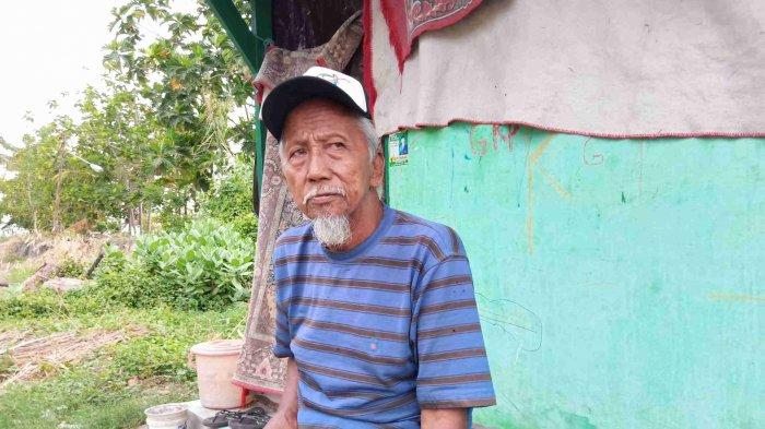 Kisah Ramli Sauru, Penyintas Gempa Palu Asal Kelurahan Lere yang Tinggal di Eks Pos TNI