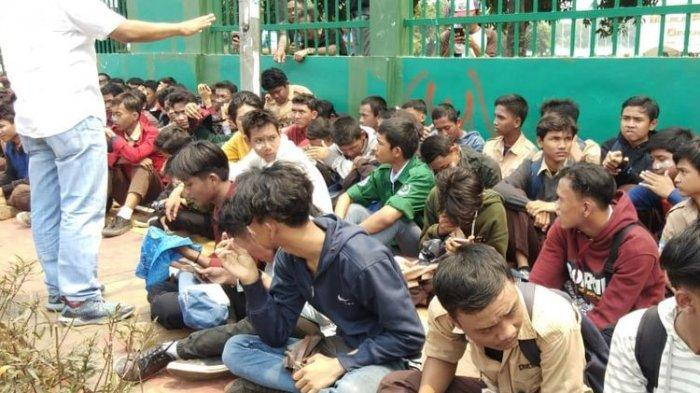 Polisi Sebut 60% Orang yang Ditangkap Polres Jaksel di Demo 30 September Ternyata Massa Bayaran