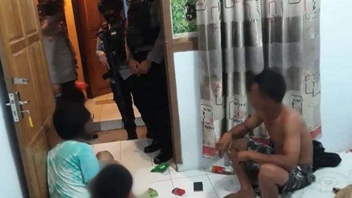 Razia Indekos dan Penginapan di Banggai, Polisi Temukan Pasangan Mesum dan 4 Pemuda Pesta Miras