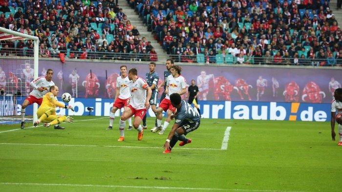 Hasil Bundesliga Pekan 31: Kalahkan Hoffenheim, RB Leipzig Bayangi Dortmund
