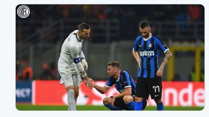 Hasil Liga Champions - Inter Milan Gagal Lolos 16 Besar, Pelatih RB Leipzig Ciptakan Sejarah