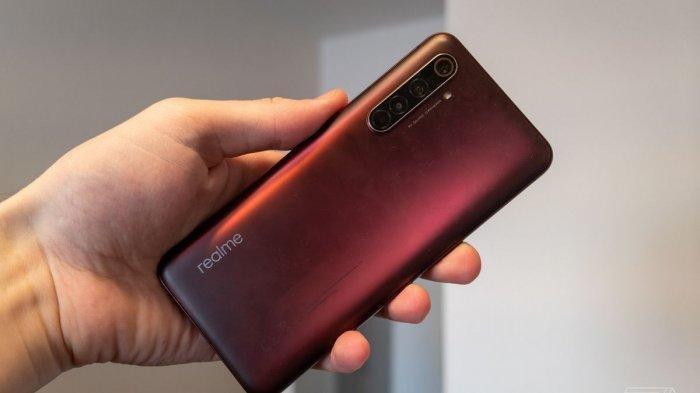 Update Daftar Harga HP Realme Bulan Januari 2021: Realme X50 Pro 5G Rp 10 Jutaan