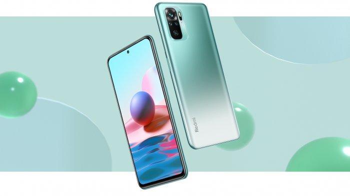 Rekomendasi HP Xiaomi di Bulan Oktober 2021, Mulai Harga Rp 1 Jutaan: Redmi Note 10 Rp 2,3 Jutaan