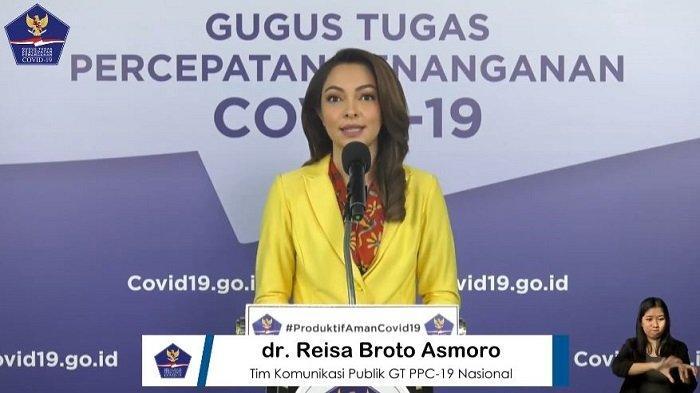 Tak Lagi Muncul dalam Jumpa Pers Covid-19, Dokter Reisa: Bakal Kangen Sama Pak Yuri