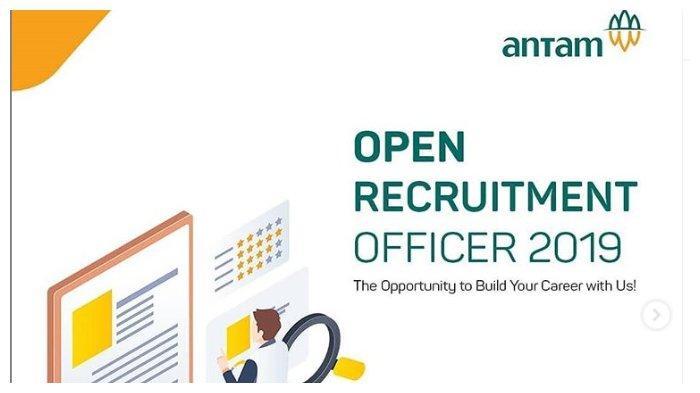 Rekrutmen PT ANTAM (Persero) Pendaftaran hingga 3 Juli 2019, Cek Syarat Lengkap di Sini