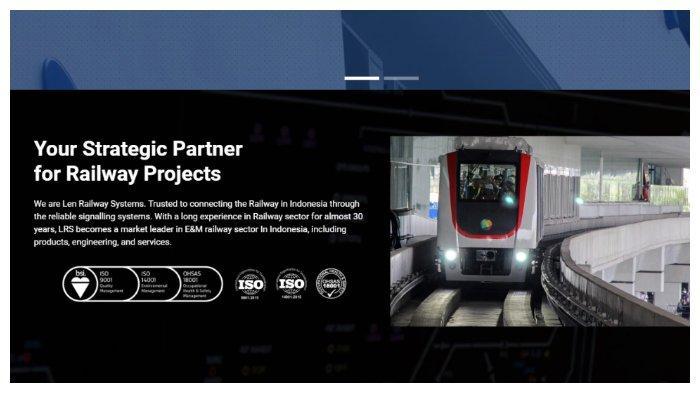Rekrutmen PT Len Railway Systems dalam Bidang Sinyal Kereta Api, Pendaftaran hingga 25 April 2019