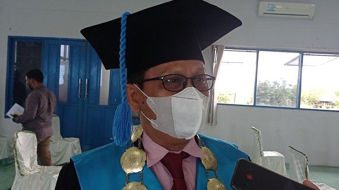 Rektor Unismuh Palu Raih Gelar Profesor, Harap Dosen Lainnya Segera Menyusul