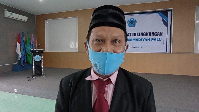Rektor Unismuh Palu Bakal Tindak Mahasiswa Jika Merokok di Area Kampus