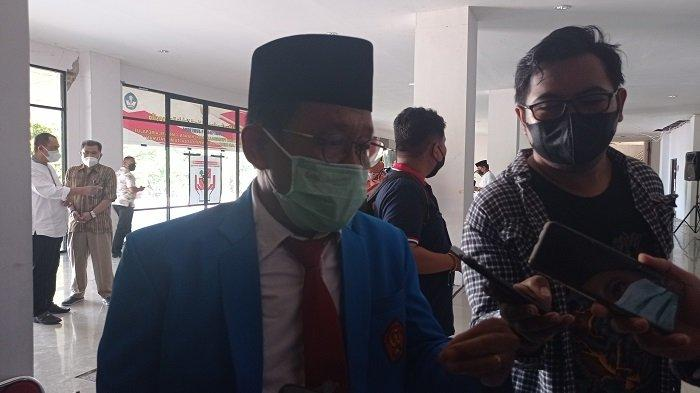 Masih Pandemi Covid-19, Rektor Untad Belum Pikirkan Kuliah dan Wisuda Tatap Muka