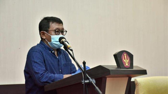 Rektor Untad Instruksikan Mahasiswa Ikuti Upacara Hardiknas di Kampus Besok