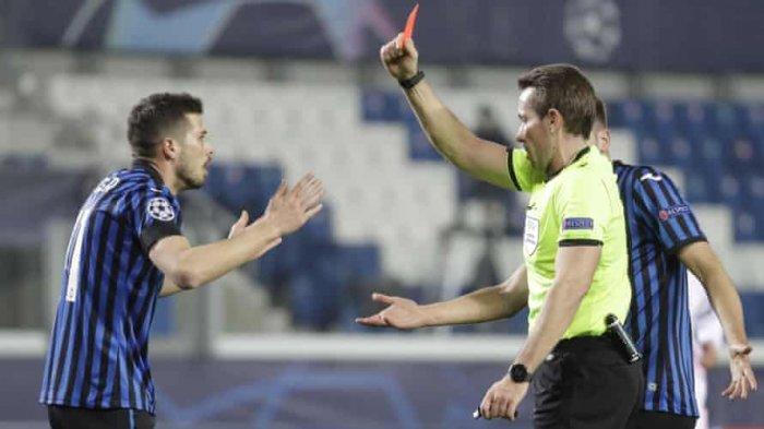 Pengakuan Courtois Bahwa Real Madrid Dibantu Kartu Merah: Saya Tidak Menduga