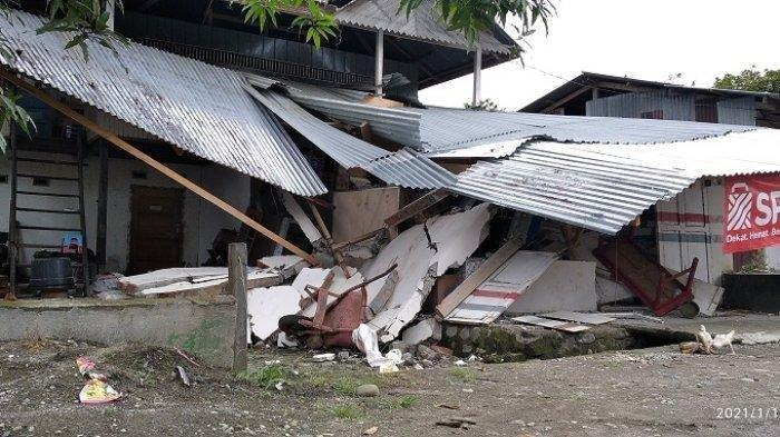 Update Korban Gempa Sulbar, 19 Januari 2021: 90 Orang Dilaporkan Meninggal Dunia