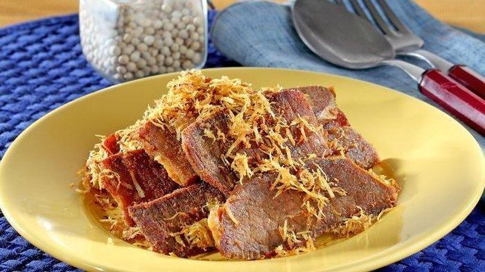 Aneka Resep Lauk Cocok untuk Makan Malam, Dendeng Ragi dan Empal Goreng Serundeng