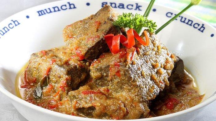 Resep Hati Sapi Bumbu Kunyit, Kreasi Masakan saat Idul Adha, Coba Yuk!