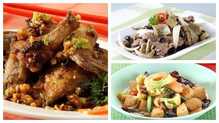 Aneka Resep Masakan Cocok untuk Makan Siang: Capcay Tahu Goreng, Tumis Daging Sawi, Ayam Lada Garam