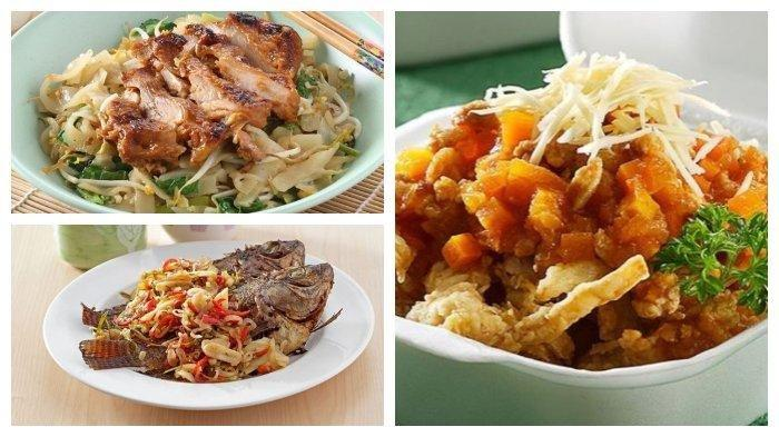 Resep Masakan yang Cocok Jadi Menu Keluarga: Ikan Goreng Kuning, Kwetiau Ayam Madu, Jamur Saus Merah