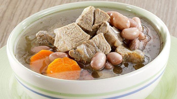 Resep Sop Kambing Bening Kacang Merah, Santapan Istimewa saat Idul Adha