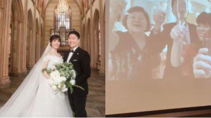 Tamu Takut Tertular Virus Corona, Resepsi Pernikahan Ini Terpaksa Digelar Live Streaming