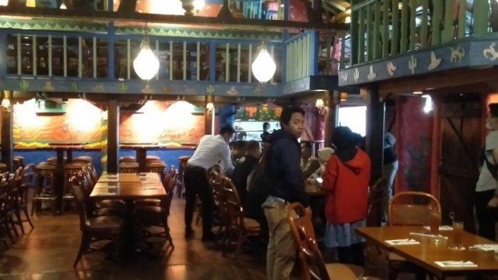 Manajer Restoran Amigos Tempat WNI Tertular Corona Yakini Semua Karyawannya dalam Kondisi Sehat