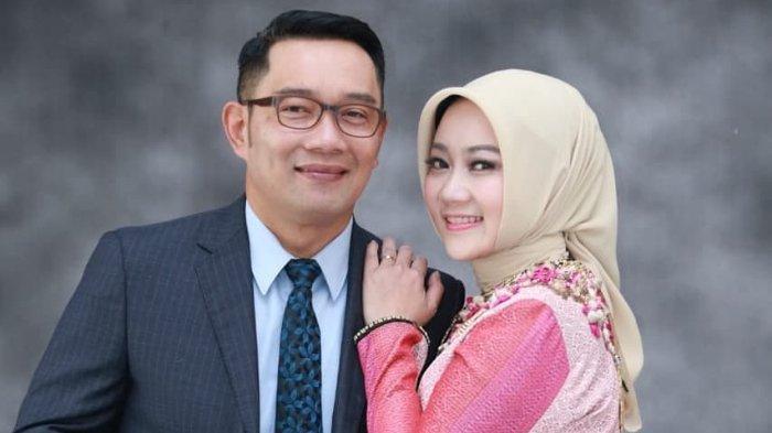 Ulang Tahun Pernikahan ke-23, Ridwan Kamil Ungkap Cara Dapatkan Atalia 'Si Cinta'
