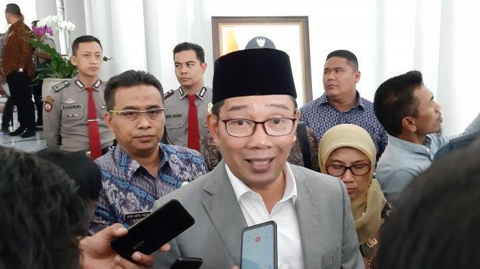Soal Kolam Renang Rp900 Juta di Rumah Dinas, Ridwan Kamil Beri Klarifikasi: Itu Sesuai Kebutuhan