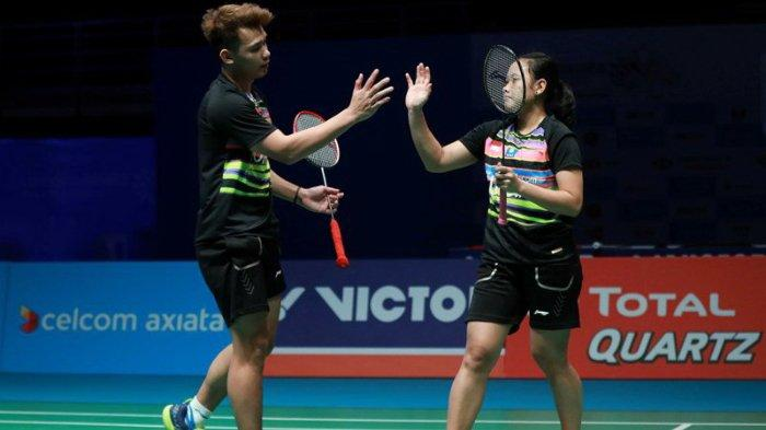 Hasil Korea Open 2019: Persembahkan Laga Apik Lawan Dechapol/Sapsiree, Rinov/Pitha Gagal ke Final