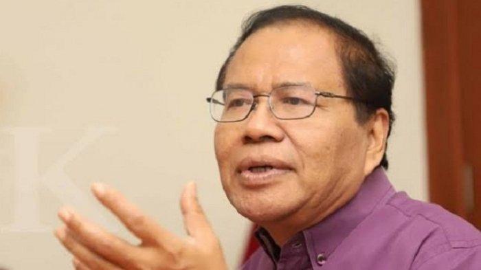 Sebut Tantangan Luhut Ngawur, Rizal Ramli Menyatakan Tak akan Hadiri Debat
