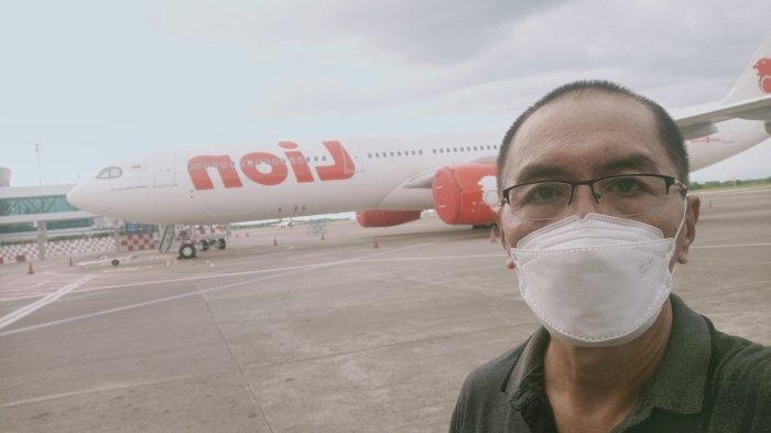 Cerita Penumpang Lion JT 780 Gagal Mendarat di Bandara Palu: Bersyukur Bisa Kembali Lagi