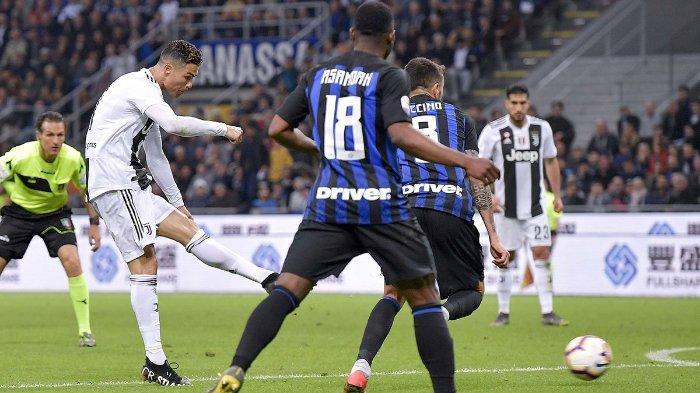 Klasemen Terbaru Liga Italia: Inter Milan Bungkam Juventus, Samai Poin AC Milan di Puncak Klasemen