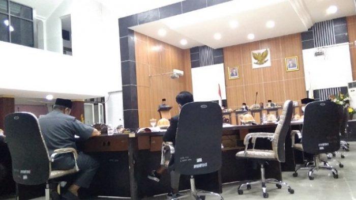 9 Fraksi DPRD Sepakati Raperda RTRW Kota Palu, Ini Laporan Hasil Pansus