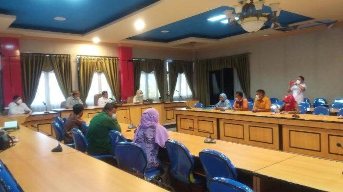 DPRD Pohuwato Belajar Perda RT-RW di Pemkot Palu