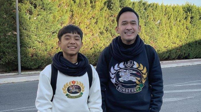 Betrand Peto Ulang Tahun ke-16, Ini Doa dan Harapan dari Ruben Onsu untuk sang Putra