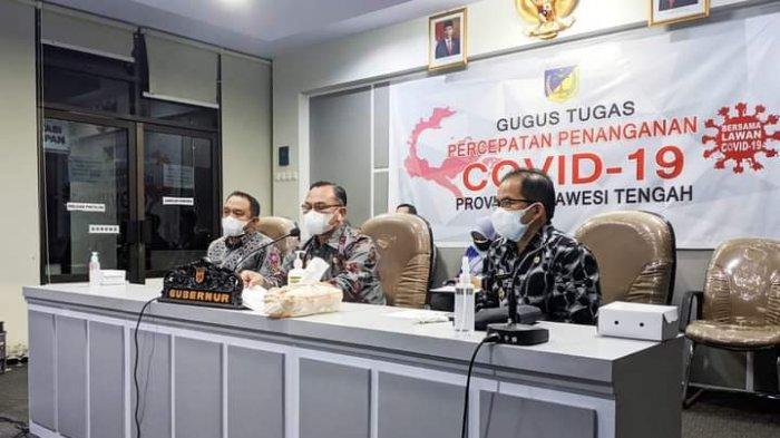 Pemprov Sulteng Konsultasi Rancangan Awal RPJMD 2021-2026