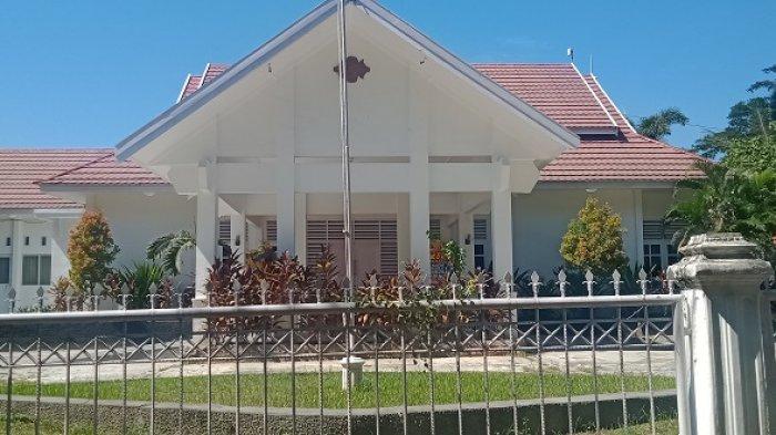 Renovasi Rumah Jabatan Wali Kota Palu Ditarget Selesai 2 Bulan
