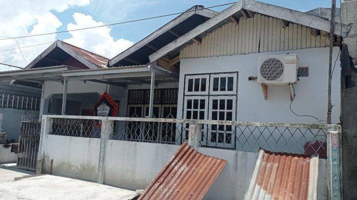 Mengintip Rumah Atlet Sulteng Peraih Medali Emas di PON Papua, Tinggal Berdua dengan Kakak - rumah-abdul-rahman-darwis.jpg