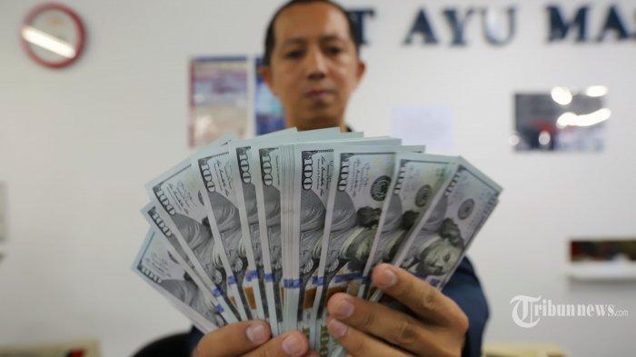 Rabu Sore, Rupiah Ditutup Melemah ke Level Rp 14.799 Per Dollar AS, Ini Pemicunya